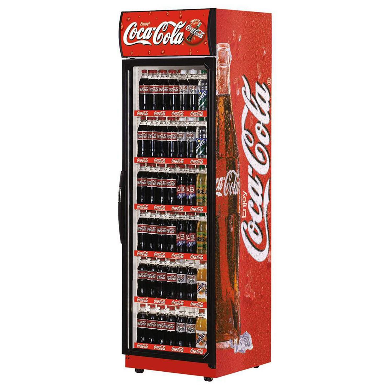Hedendaags Koelkast Coca Cola 375L - Rooijakkers Party & Events MZ-54